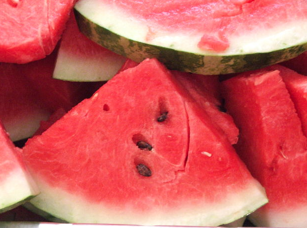 watermelon helps reduce cholesterol