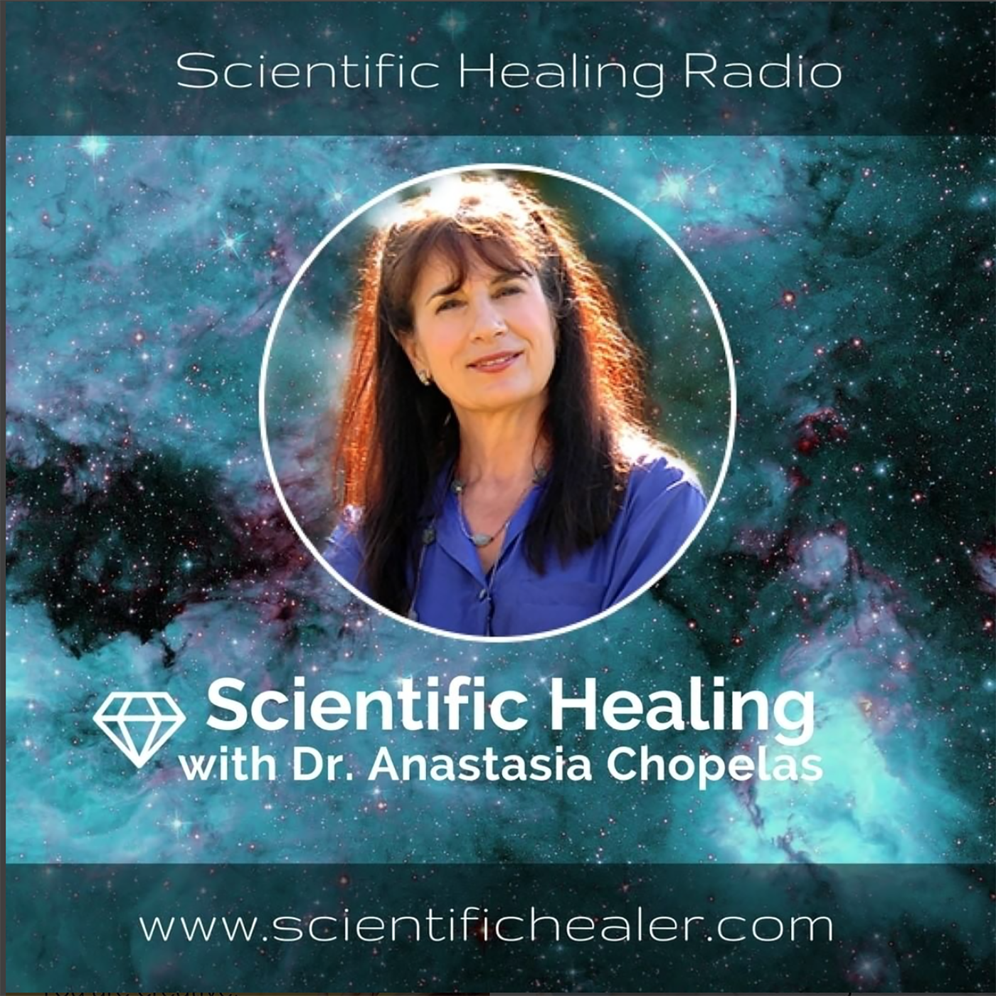 Dr Anastasia Chopelas Founder Scientific Healing