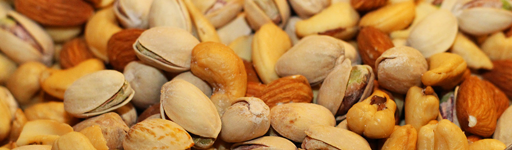 Nuts Beneficial for Cholesterol, Weight Management and Heart Health.